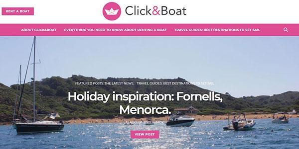 法国游艇租赁公司Click & Boat收购西班牙同行
