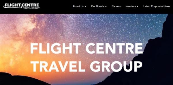 Flight Centre:收购差旅管理平台WhereTo
