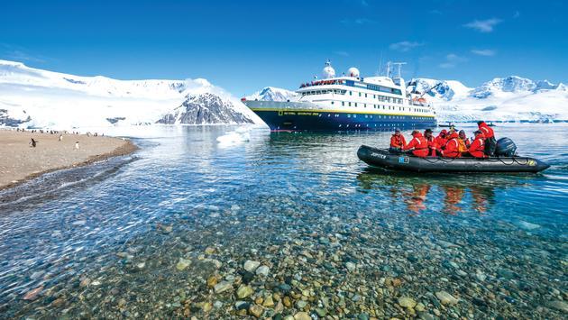美國郵輪Lindblad Expeditions融資8500萬美元