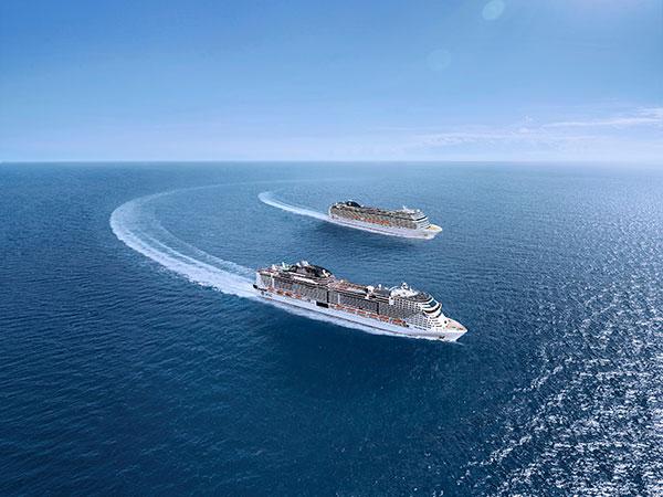 MSC地中海邮轮:8月重启地中海航线