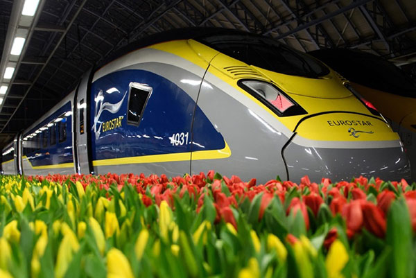 欧洲之星:2021年将与大力士高铁完成合并