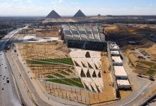 埃及:世界最大考古博物馆将于明年开幕