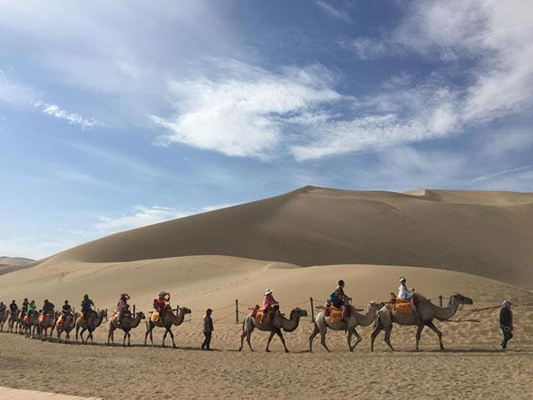新疆迎来十月最美季节:凯撒旅游开启多样玩法