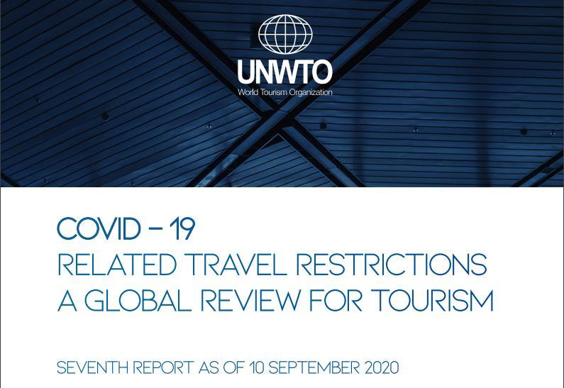 UNWTO:53%目的地放宽限制 但旅游仍需谨慎
