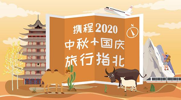 """攜程2020國慶出行預測:""""大西北""""搜索暴增475%"""