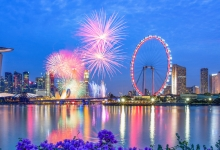 新加坡:12月18日起取消对台湾游客边境限制