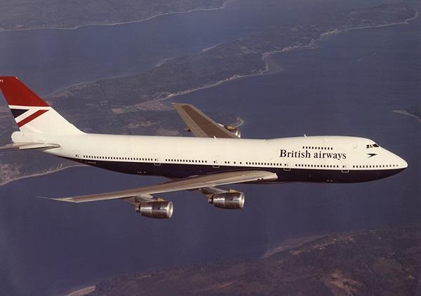英国航空 (British Airways):连接中英40载