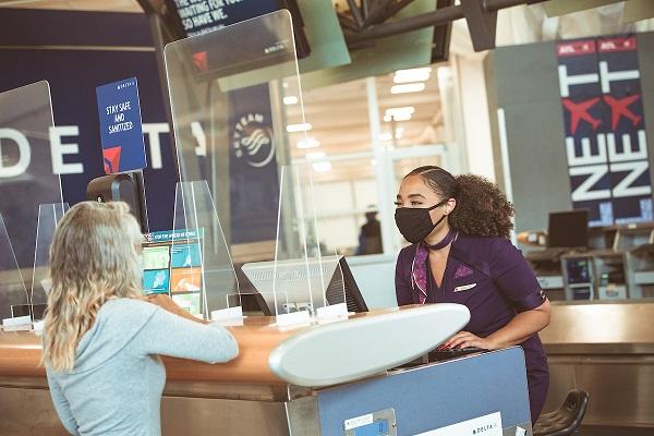 达美航空:入境美国旅客须提供新冠检测阴性证明