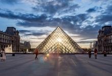 卢浮宫:2020年接待游客270万人 同比降72%