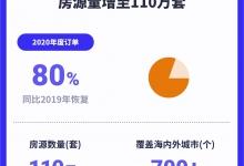木鸟民宿2020年度数据报告:用户偏爱近郊短期游