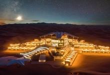 """追逐细分观星市场:躺在腾格里沙漠""""抓""""星星"""