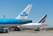 法航荷航:与中国东方航空宣布提升合作伙伴关系