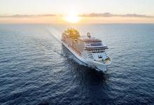 MSC地中海华彩号:率先引领邮轮在英国复航