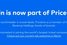Priceline:收购初创企业Flyiin 发展机票销售技术